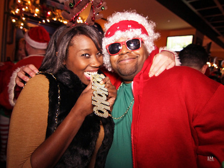Santacon NYC is this Saturday the 12th!