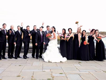 The DeWitts: A Neighborhood Wedding
