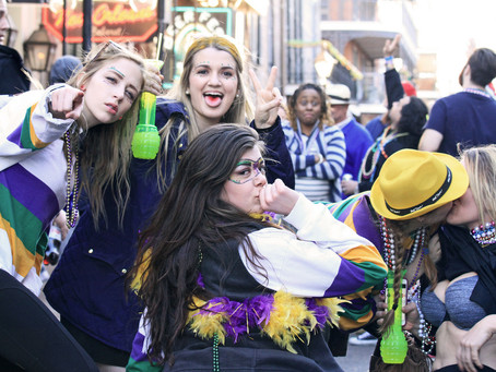 One Awesome Road Trip: Nashville, TN / New Orleans Mardi Gras 2016 / Superbowl 50 at the Metropolita