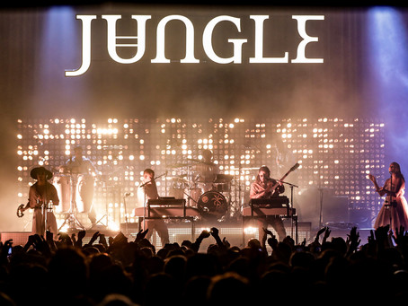 Jungle SOLD OUT Show at Terminal 5 NYC