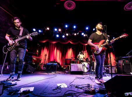 Friday Night at Brooklyn Bowl with Animal Years // PigPen Theatre Co.