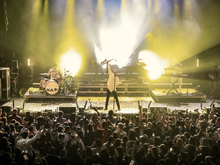 X Ambassadors / LPX at Terminal 5 NYC