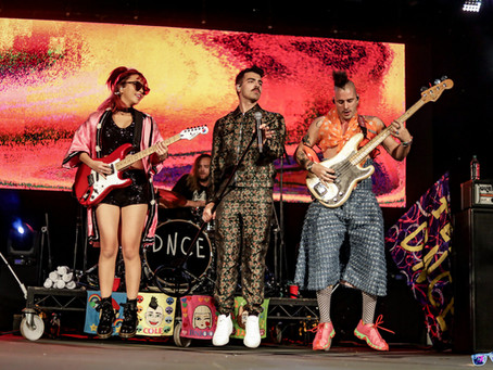 DNCE on The Summer Stage NYC