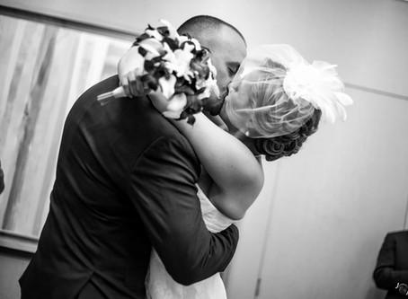 City Hall Wedding: Natasha & Eric