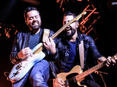 Old Dominion's Sold Out Show at NYC's Playstation Theater