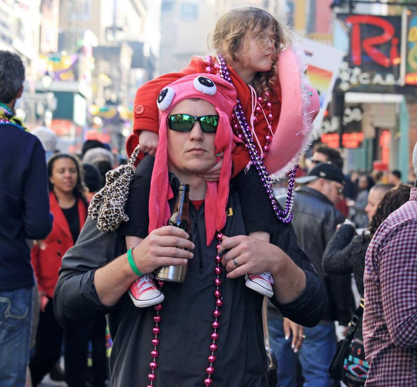 Mardi Gras 2016