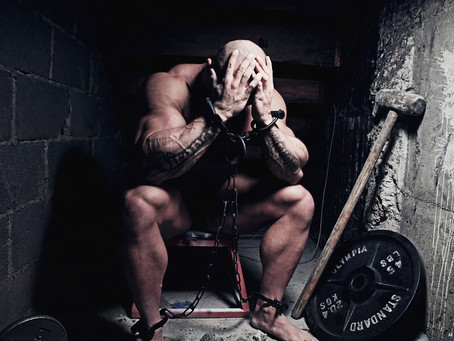 Condemned to Conditioning: Bodybuilder, Mike Jirovec.
