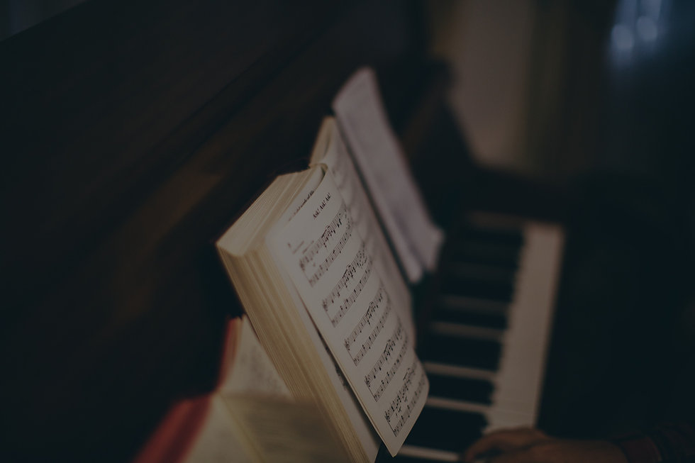 Manuel Calzada Composing Piano Music Book