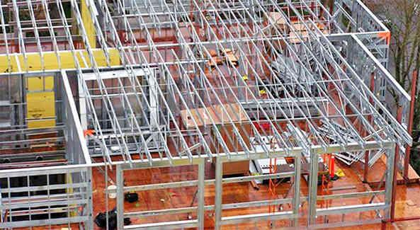 Roof Trusses & Steel Studs