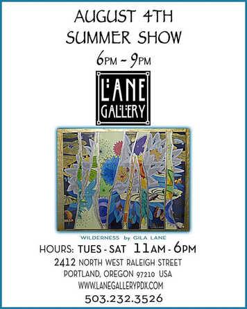 Lane Gallery 08/04/18