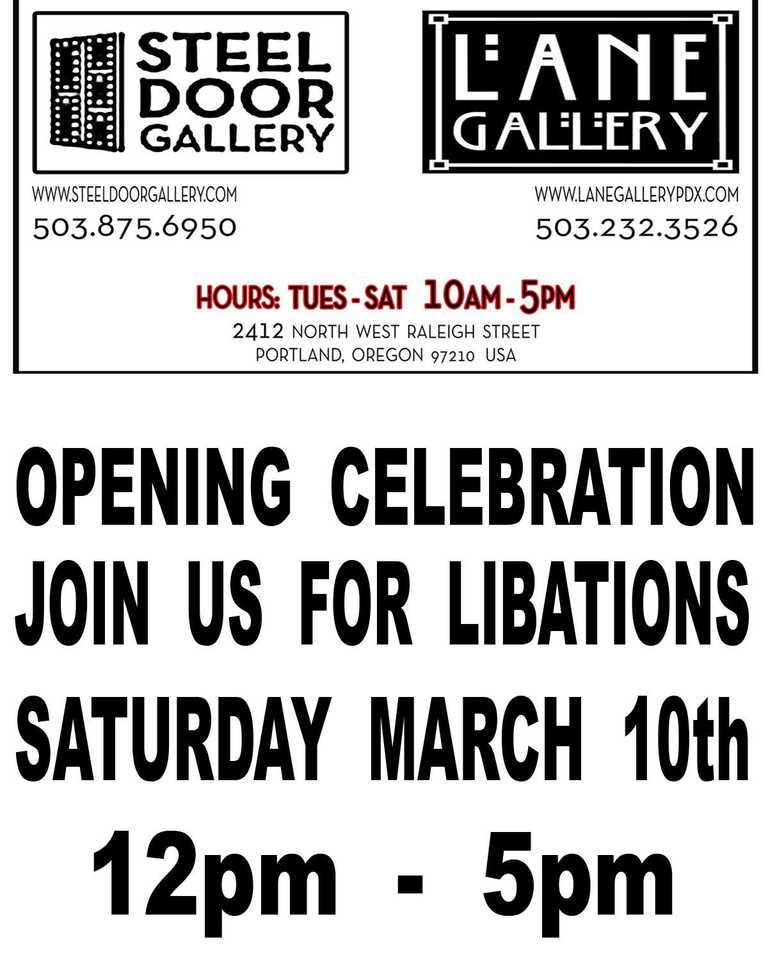 Lane & Steel Gallery 03/05/18