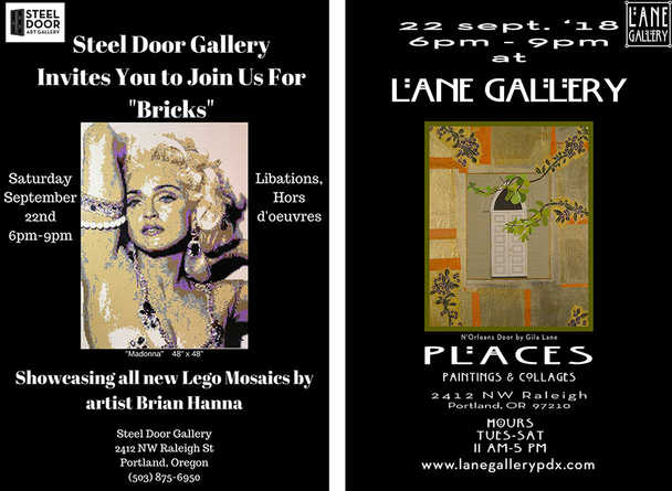 Lane & Steel Gallery 09/22/18