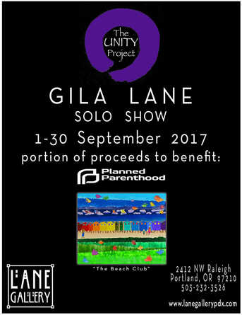 Lane Gallery – Gila Lane Solo Show 09/17