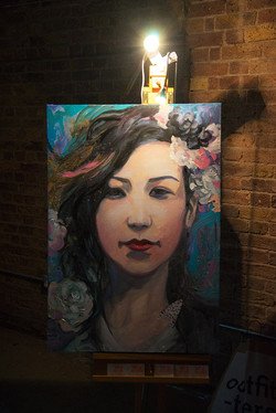 WeCreateLive Art show