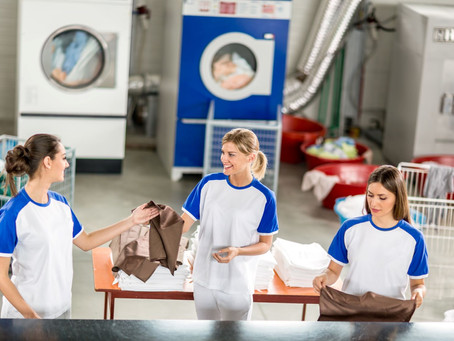 Mitarbeiter (m/w/d) in der Wäscherei in Wiesbaden bei Ihrem WUNSCH Personaldienstleister