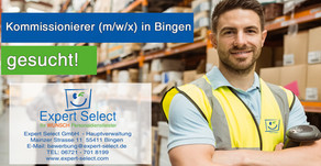Kommissionierer (m/w/x) 55411 Bingen bei Ihrem WUNSCH Personaldienstleister Bingen und Bad Kreuznach