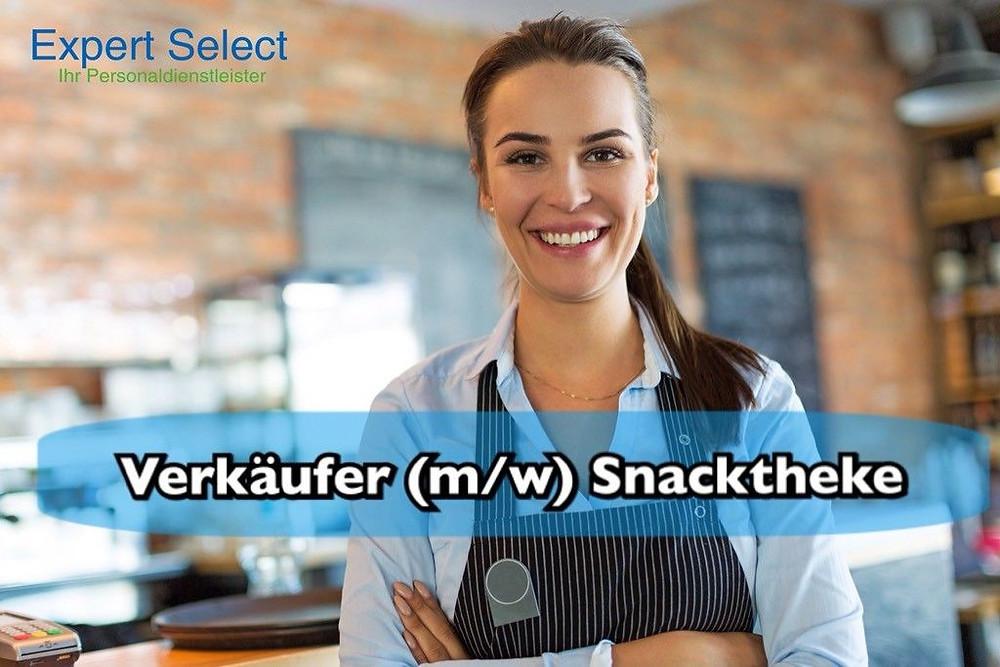 Verkäufer Snacktheke Einzelhandel Zeitarbeit Expert Select Leiharbeit Kassierer