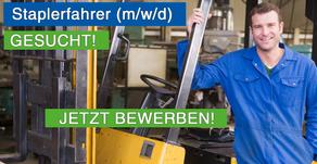 Staplerfahrer (m/w/x) in 55411 Bingen am Rhein. Vollzeit bei Expert Select als Top Arbeitgeber!