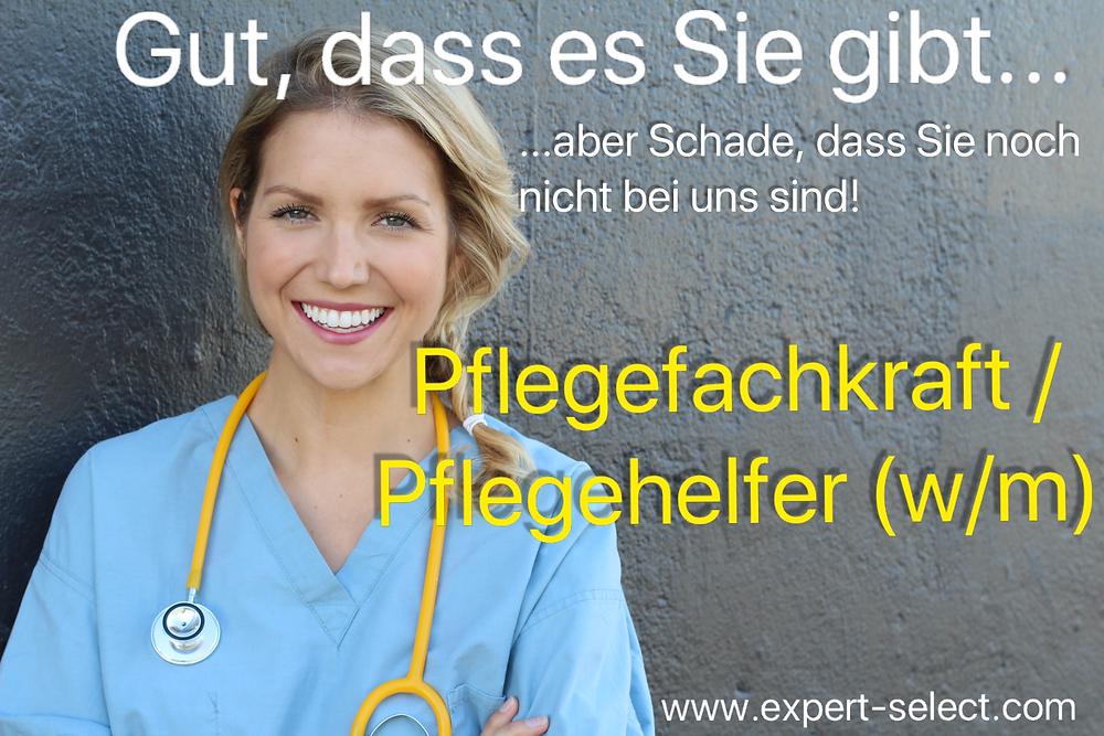 Gesundheits- und Krankenpfleger (m/w/d) 55232, Alzey, Rheinland-Pfalz, Stellenangebot, Job, Stellenanzeige, Personaldienstleister, Zeitarbeitsfirma, Expert Select GmbH,