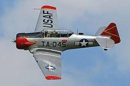 Tony Higa Airshows|T6 テキサン