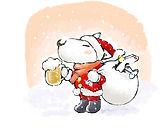Tony Higa Airshows|クリスマスカード イラスト|古立幸雄作品集