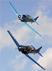 Tony Higa Airshows|リノエアレー T6