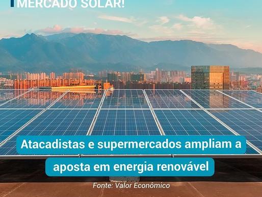 Como utilizar a energia solar na sua empresa e como isso pode fazer toda a diferença no mercado.