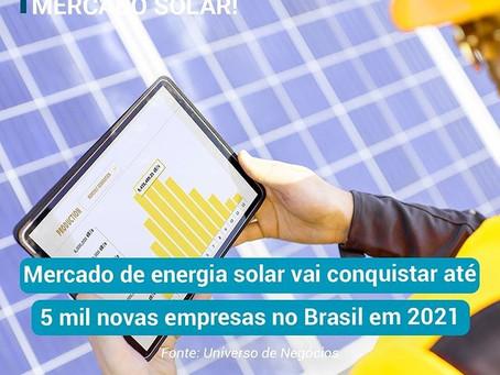Como utilizar a energia solar na sua empresa e como isso pode fazer toda a diferença no mercado