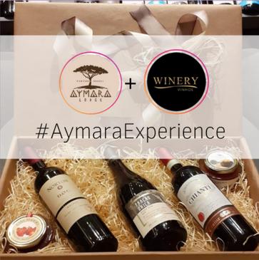 Temporada de Vinho Aymara