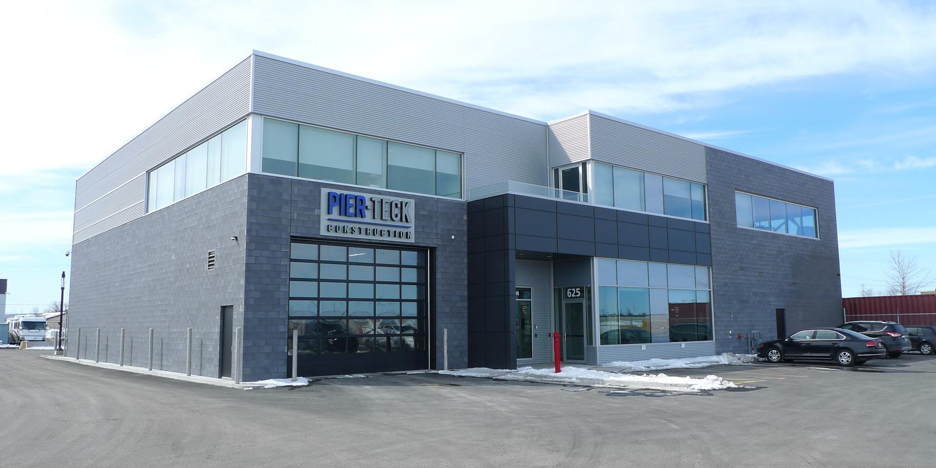 Édifice Pier-Teck