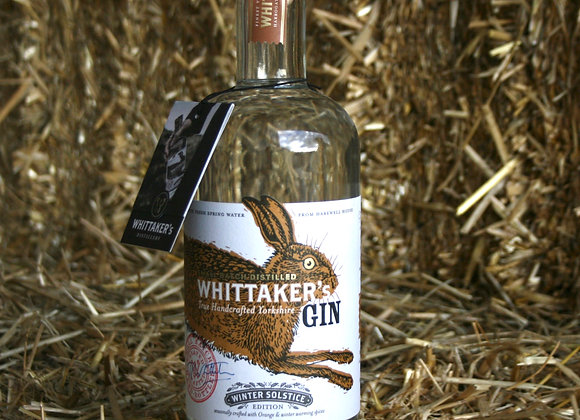 Whittaker's Gin Winter Solstice