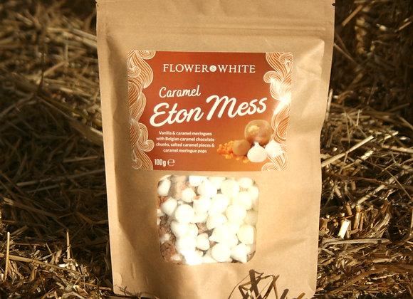 Caramel Eton Mess