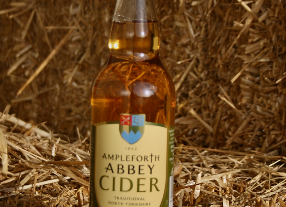 Ampleforth Abbey Cider