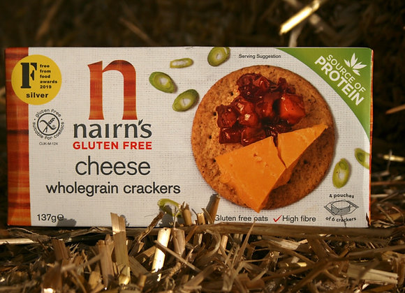 Narins Gluten Free Cheese Biscuits