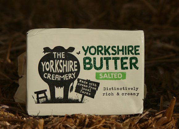Yorkshire Butter - Salted