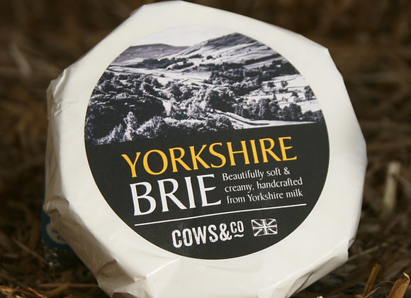 Yorkshire Brie