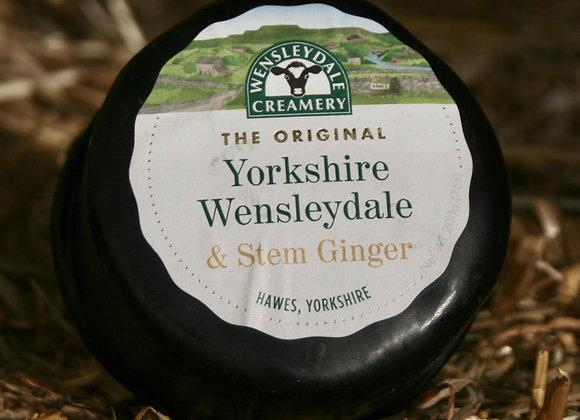 Yorkshire Wensleydale & Ginger