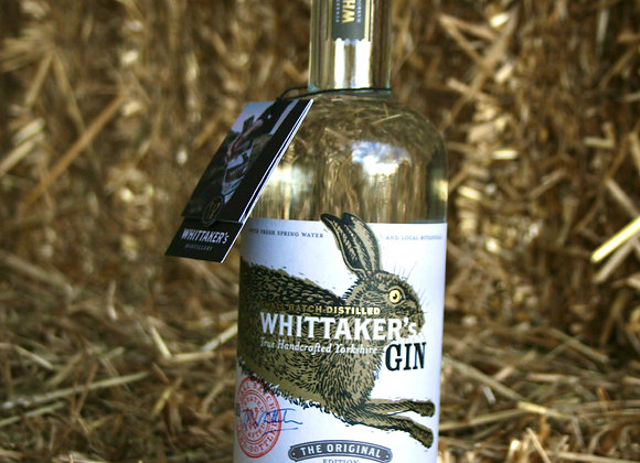 Whittaker's Gin - The Original