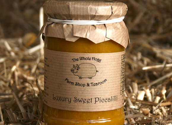 Luxury Sweet Piccalilli