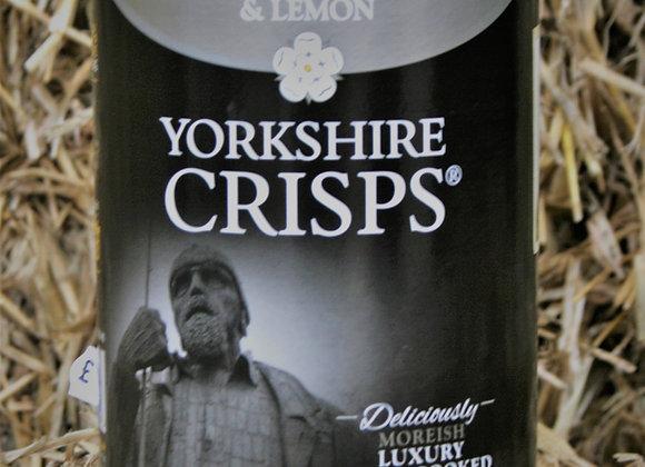 Yorkshire Crisps Oyster, Chilli & Lemon