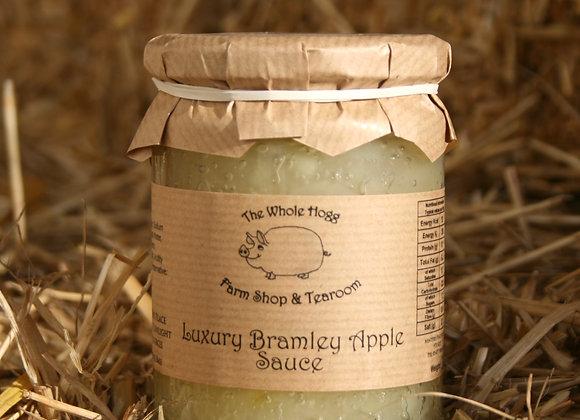 Luxury Bramley Apple Sauce