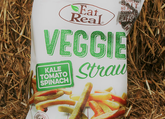 Eat Real Veggie Straws - Kale, Tomato & Spinach