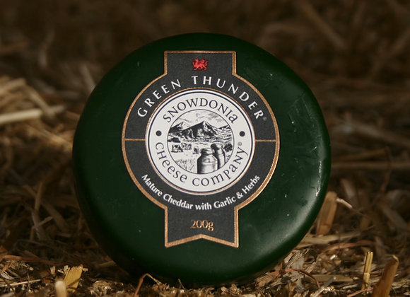 Snowdonia Cheese - Green Thunder