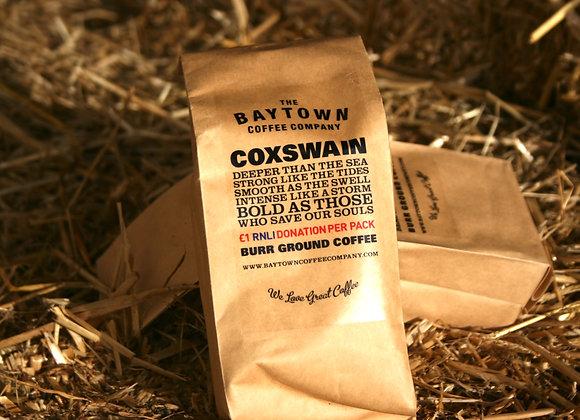Fresh Coffee - Coxswain