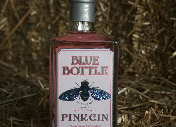 Blue Bottle Pink Gin