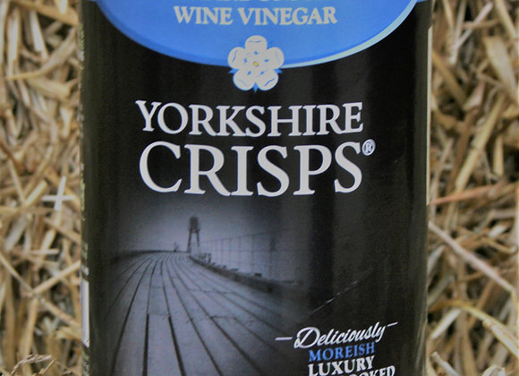 Yorkshire Crisps Chardonnay Wine Vinega