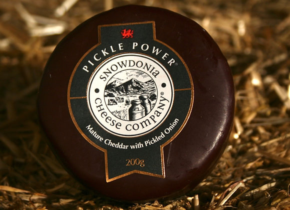 Snowdonia Cheese - Pickle Power