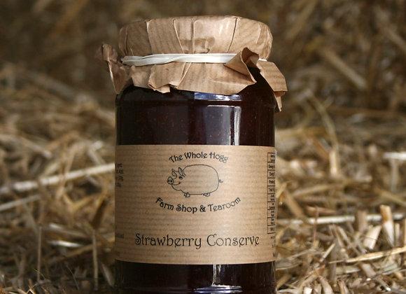 Strawberry Conserve