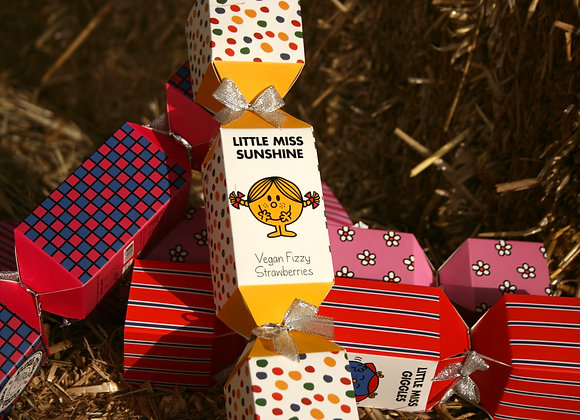 Little Miss Sunshine - vegan Strawberry sweets
