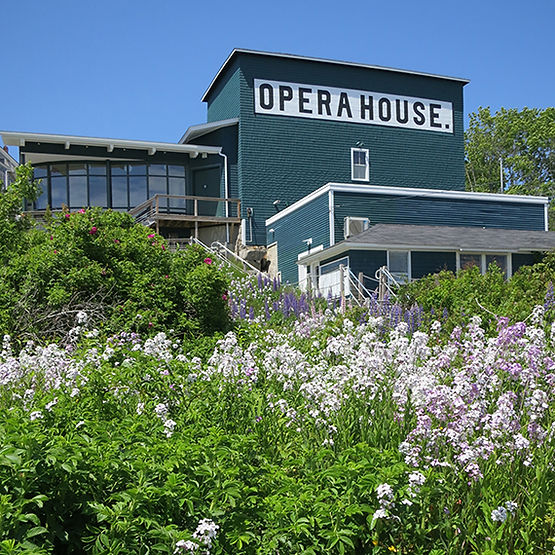 Stonington Opera House Arts Building 202